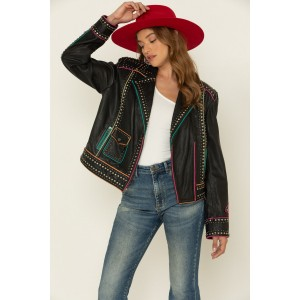 Double D Ranch Women's Southern Nights Jacket - Women's Jackets  Lowest Price MQUOP398