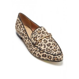 Crown & Ivy™ Sienna Loafers LEOPARD Comfortable - Women's Flats UOSS757