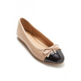 Crown & Ivy™ Whitley Flats CREAM - Women's Flats boutique PGQR717