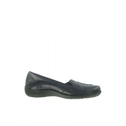 Easy Street Purpose Slip-On Shoes Blue For Work - Women's Flats New Look IEZW473