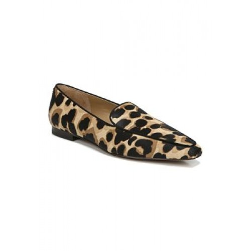 Sam Edelman Emelie Loafers BROWN For Work - Women's Flats Latest Fashion QVXW813