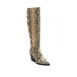 Dolce Vita Isobel Tall Boots Snake Leather - Women's Boots GNHP633