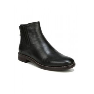 Franco Sarto L-Marcus Booties Black Expensive - Women's Boots Clearance Sale WPKN908
