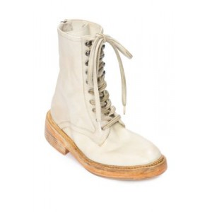 Free People Santa Fe Lace Up Boots CREAM - Women's Boots the best KWZL932