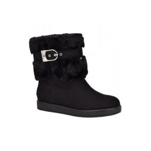 GUESS® Aussie Cold Weather Boots BLKFB - Women's Boots BDQF590