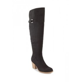 Sugar Wendie Boots BC-BLK FAB/SHEARLING - Women's Boots new look ABFO625