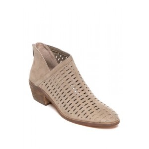 Vince Camuto Pekkan Perforated Booties FOXY 01 - Women's Boots Sale EZGZ849
