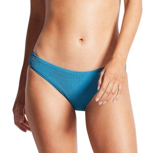 Seafolly Women's Sea Dive Hipster Bikini Bottoms Flattering Fit on clearance