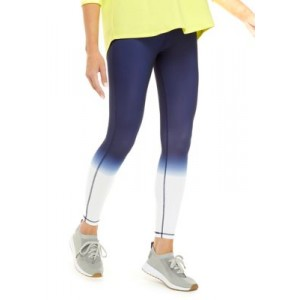 Crown & Ivy™ Women's Casual Jersey Leggings Navy/White - Women's Pants outlet KWLS836