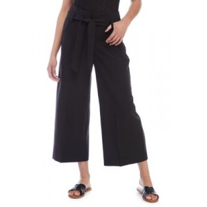 THE LIMITED Women's High Waist Cropped Pants Black Office - Women's Pants Trends QEYC787