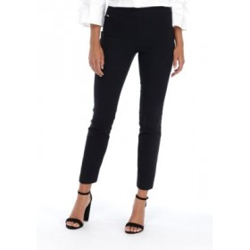 THE LIMITED Women's Signature Pull On Skinny Pants in Exact Stretch Black - Women's Pants Near Me KDIY343