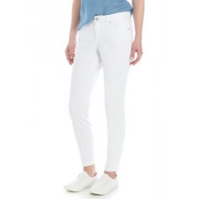 Crown & Ivy™ Women's Skinny Jeans- Short White - Women's Jeans hot topic CYFB281