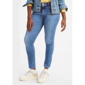 Levi's® 721 High Rise Skinny Jeans Lapis Air - Women's Jeans The Most Popular XPHU935