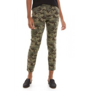 New Directions® Women's Camouflage Mid Rise Skinny Ankle Pants Desert Camo - Women's Jeans Comfort FEUQ144