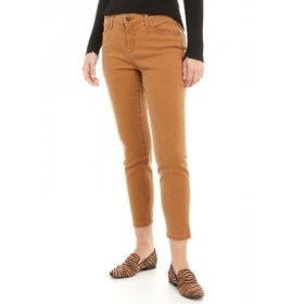 New Directions® Women's Mid Rise Skinny Ankle Jeans Ochre - Women's Jeans on clearance AKEO769
