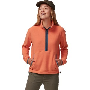 Backcountry Zip Pullover - Women's Huxley 1/2 Size 44 comfortable #BCCZ269