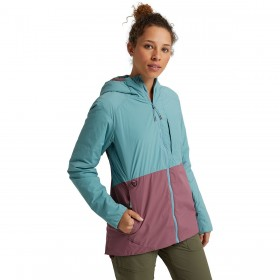 Burton Women's Multipath Insulated Hooded Jacket quality