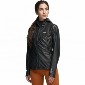 Gore Wear TEX Infinium Soft Lined Hooded Jacket - Women's R5 GORE new look cool designs #GWRG02W