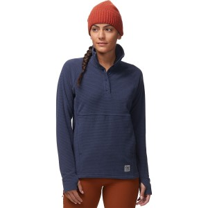 Outdoor Research Women's Trail Mix Snap Pullover New Look