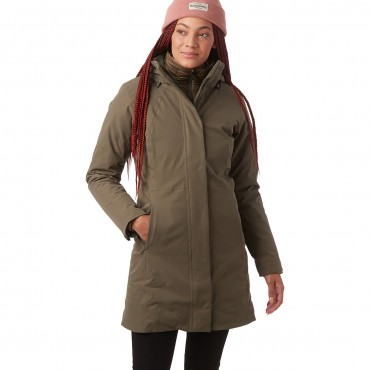 Patagonia In-1 Parka - Women's Tres Down 3 Recommendations #PAT031T