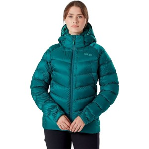 Rab Women's Axion Pro Down Jacket outfits #RABZ085