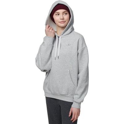 ALO YOGA Women's Accolade Hoodie 4X Fitted