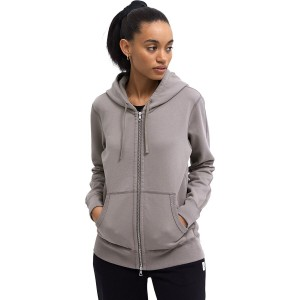 Reigning Champ Zip Hoodie - Women's Midweight Terry Full Boutique #REIE05X