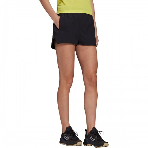 Adidas Outdoor Women's Hike Short Fit on style