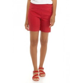Kim Rogers® Women's 7 Inch Millennium Shorts Red Fit - Women's Shorts in style HZLL952