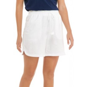 Kim Rogers® Women's French Terry Shorts White - Women's Shorts stores NJQV595