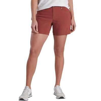 KUHL Women's Trekr 5.5in Short Comfy Fitted #KUHZ21Q