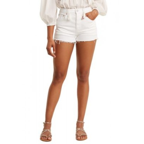 Levi's® 501 In The Clouds Shorts White - Women's Shorts XYNQ843