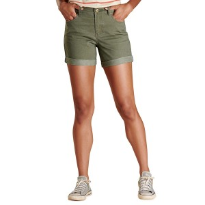 Toad&Co Women's Sequoia 5in Short Clearance #HORQ55A