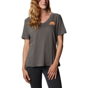 Columbia Neck Plus Top - Women's Bluebird Day Relaxed V shopping