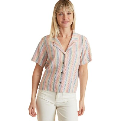 Marine Layer Up Shirt - Women's Lucy Button quality #MLY000H