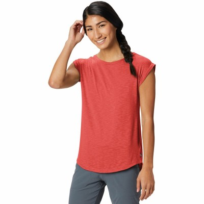 Mountain Hardwear Sleeve T-Shirt - Women's Everyday Perfect Short For Large Arms #MHWZ96X