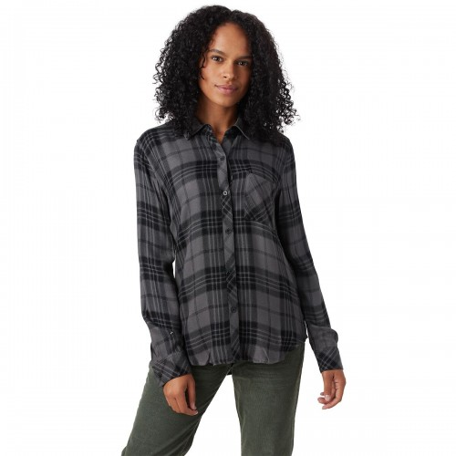 Rails Up Shirt-Women's Hunter Button For Large Arms New #AILA01A