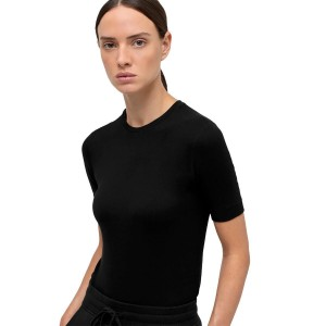 Reigning Champ Shirt - Women's Modal Rib T Going Out wholesale #REIE05M