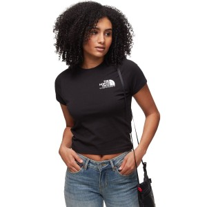 The North Face Sleeve T-Shirt - Women's Coordinates Short Latest Fashion