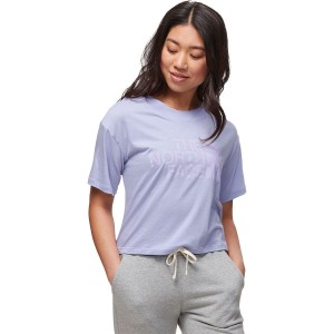 The North Face Sleeve T-Shirt - Women's Half Dome Cropped Short Quality