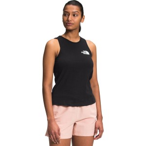 The North Face Women's Simple Logo Tank Top Sports In Store