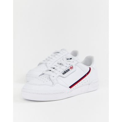 adidas Originals Continental 80 sneakers in white Express NEVQ984