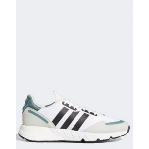 adidas Originals ZX 1K Boost sneakers in white for Women's new in XDEP158