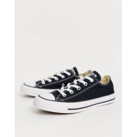 Converse Chuck Taylor All Star Ox sneakers in black Lifestyle for Women's on sale online CUFA638