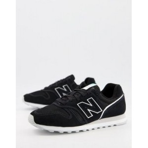 New Balance 373 sneakers in black and gray Carnival sale next WXOV737