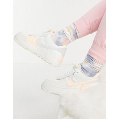 Nike Air Force 1 Shadow sneakers in sail/barely green For Working Out for Young Women Sale GIWT953