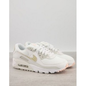 Nike Air Max 90 SE sneakers in summit white Cost OJUZ596