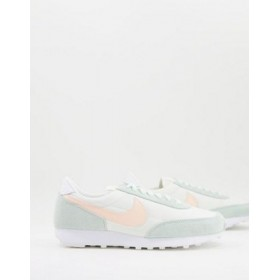 Nike Daybreak sneakers in sail/barely green For Work New Style LLLO801