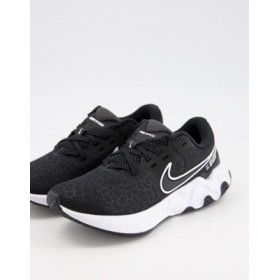 Nike Running Renew Ride 2 sneakers in black Colorful on sale online NFWQ511