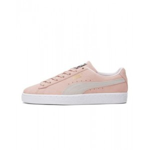 Puma classic suede sneakers in pink For Working Out for Women's Designer Sale OTKP216